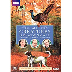 All Creatures Great & Small 2 (4pc) (Rpkg Slim)