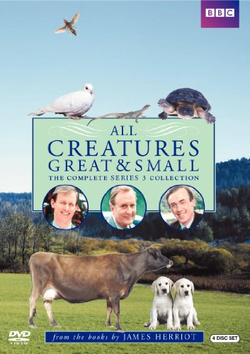 All Creatures Great & Small 3 (4pc) (Rpkg Slim)