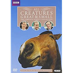 All Creatures Great & Small 5 (4pc) (Rpkg Slim)
