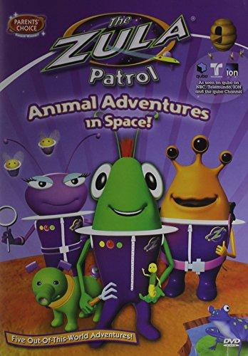 Zula Patrol-Animal Adventures in Space