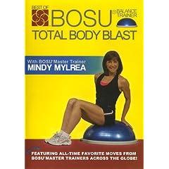 Mindy Mylrea: TOTAL BODY BLAST - BEST OF BOSU BALANCE TRAINER