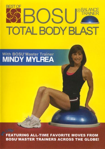 Mindy Mylrea: TOTAL BODY BLAST - BEST OF BOSU BALANCE TRAINER
