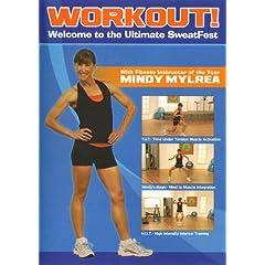 Mindy Mylrea: WORKOUT - THE ULTIMATE SWEATFEST DVD!