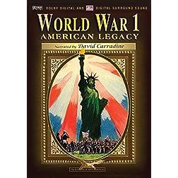 World War I American Legacy