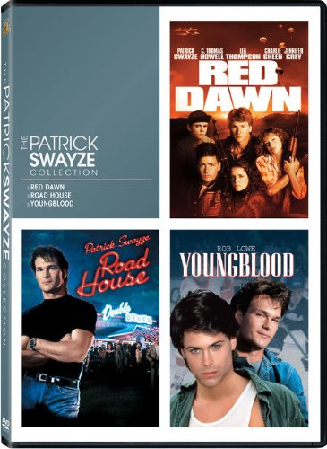 Patrick Swayze Triple Feature