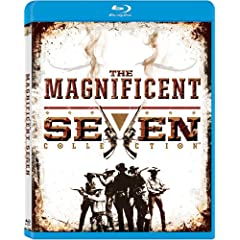 Magnificent Seven Collection (4pc) (P&S Ws) [Blu-ray]