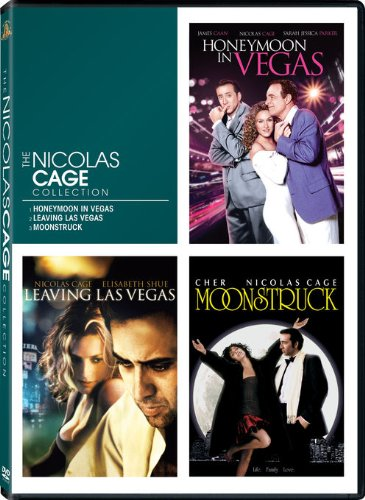 Nicholas Cage Triple Feature