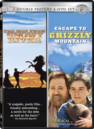 Escape To Grizzly Mountain/The Man From Snowy River