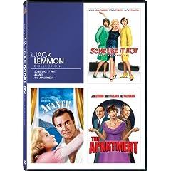 Jack Lemmon Triple Feature