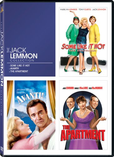Jack Lemmon Triple Feature