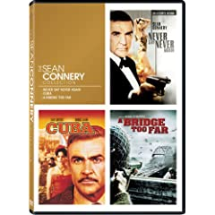 Sean Connery Triple Feature