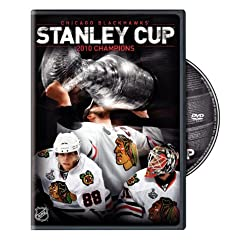 NHL Stanley Cup Champions 2009-2010: Chicago Blackhawks