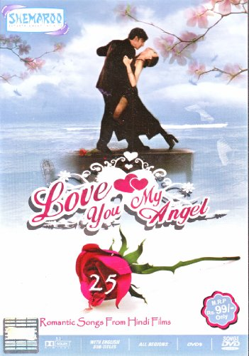 Love You My Angel - 25 Romantic Songs From Hindi Films (Music Compilation from Bollywood Movies / Indian Cinema)