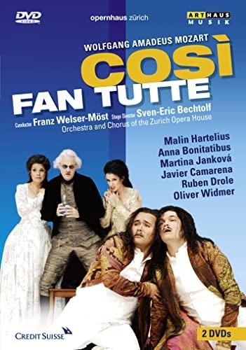 Cosi Fan Tutte (2pc)