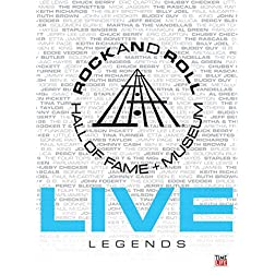 Rock And Roll Hall Of Fame: Legends (3DVD)
