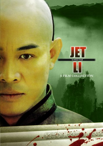 Jet Li 8 Film Set (2pc)