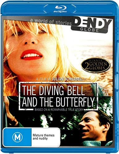 Diving Bell & The Butterfly [Blu-ray]