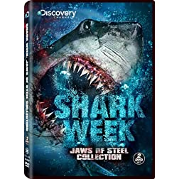 Shark Week: Jaws of Steel Collection (2pc)