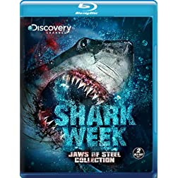 Shark Week: Jaws of Steel Collection (2pc) [Blu-ray]