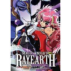 Magic Knight Rayearth Seson 2
