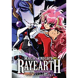 Magic Knight Rayearth Seson 2