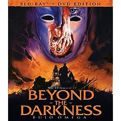 Beyond The Darkness: Buio Omega - Blu-ray / DVD Combo