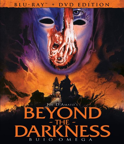 Beyond The Darkness: Buio Omega - Blu-ray / DVD Combo