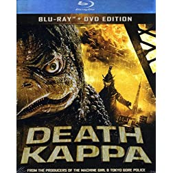 Death Kappa - Blu-ray / DVD Combo