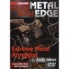 Metal Edge: Extreme Metal Arpeggios DVD