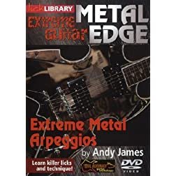 Metal Edge: Extreme Metal Arpeggios DVD