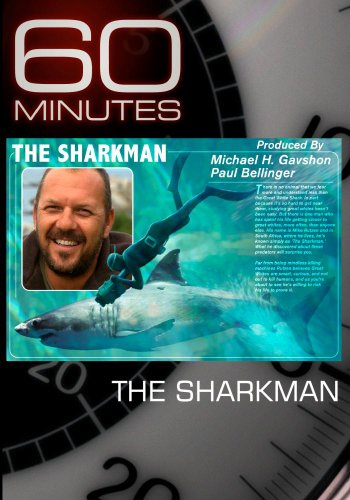 60 Minutes - The Sharkman (March 28, 2010)