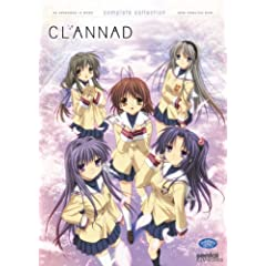 Clannad: Complete Collection (4pc) (Dub Sub)