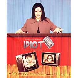 Idiot Box (New Hindi Film / Bollywood Movie / Indian Cinema DVD)