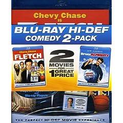Fletch & Bruce Almighty (2pc) (Ws Btb) [Blu-ray]