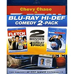 Fletch & Bruce Almighty (2pc) (Ws Btb) [Blu-ray]