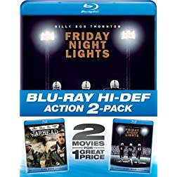 Jarhead & Friday Night Lights (2pc) (Ws Btb) [Blu-ray]