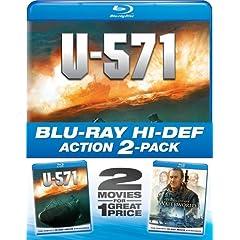 U-571 & Waterworld (2pc) (Ws Btb) [Blu-ray]