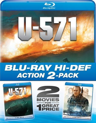 U-571 & Waterworld (2pc) (Ws Btb) [Blu-ray]