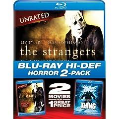 Strangers (2008) & Thing (2pc) (Ws Btb) [Blu-ray]