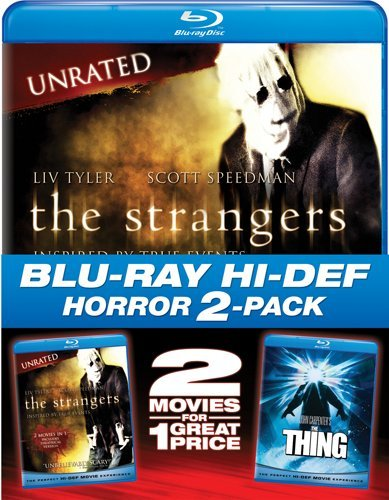 Strangers (2008) & Thing (2pc) (Ws Btb) [Blu-ray]