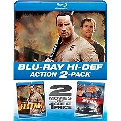 Rundown & Spy Game (2001) (2pc) (Ws Btb) [Blu-ray]