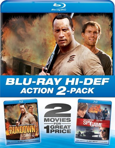 Rundown & Spy Game (2001) (2pc) (Ws Btb) [Blu-ray]