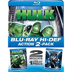 Hulk & Doom (2pc) (Ws Btb) [Blu-ray]