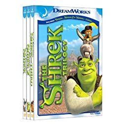 The Shrek Trilogy