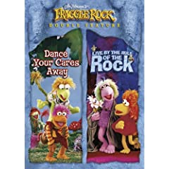 Fraggle Rock: Dance Your Cares Away/Live By The Rule Of The Rock