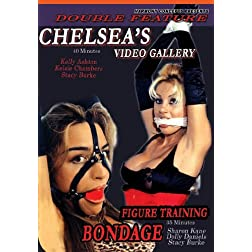Chelseas Video Gallery and Figure Training Bondage - Double Feature