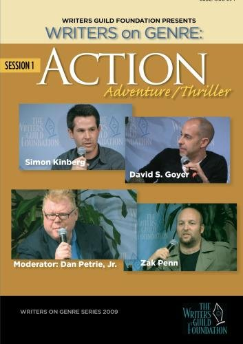 Writers on Genre: Action Adventure/Thriller