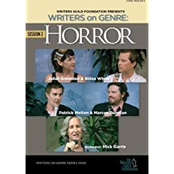 Writers on Genre: Horror