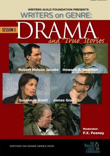 "Writers on Genre: Drama and ""True"" Stories"