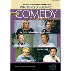 Writers on Genre: Comedy and Romantic Comedy
